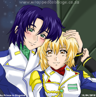 Athrun's Happily Ever After by Prince-in-Disguise