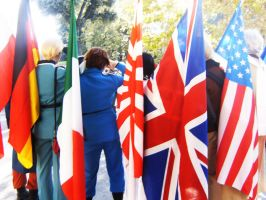 Lucca 09 - Flags of the World by rieta