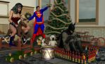 A Merry DC Christmas to You! by MickLee99