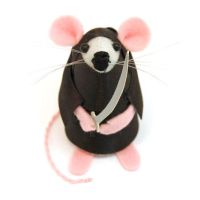 Ninja Mouse by The-House-of-Mouse