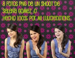 8 Fotos png de Selena Gomez by LuuciEditions