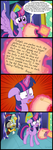 Dear Princess Twilight by MrSpartin