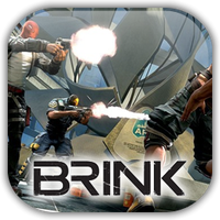 Brink Game Icon 2 by Wolfangraul