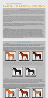 Guide to Horse Color Genetics by lXxMellodyxXl