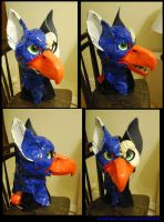 Oracle Midlight Headbase by Wolfbird