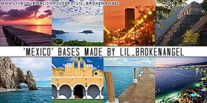 Bases - Mexico by lilbrokenangel