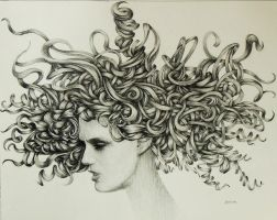 My Medusa by AAlexandrin