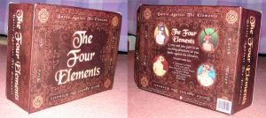 The Four Elements Box by JenTheThirdGal