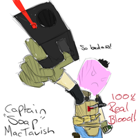 SOAP MACTAVISH IS BADASS by The-Plan-B