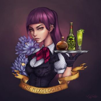 The Mixologist by vixyl