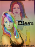 Eileen Graphic by BubblyPunkKat