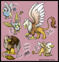 Gryphon adopts :CLOSED: by Boltonartist