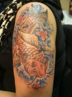 Koi Fish by ShannonRitchie