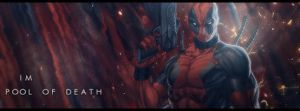 Deadpool Signature by solidcell