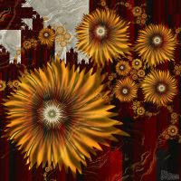 UF2015-265 ... Sunflowers by Xantipa2