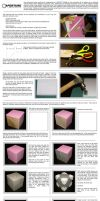Companion Cube tutorial by HoiHoiSan