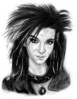 Bill Kaulitz 2008 by LykanBTK