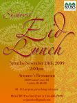 Eid Lunch Flier by RaiNur