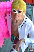 Doflamingo - Dressrosa ver. by BarbaNeraPhotos