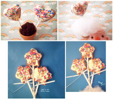 .:Cakepop Collection:. [Cutie Cakestars added] by Pieology