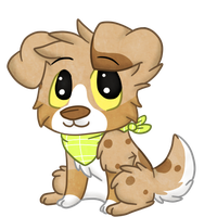 Chibi for DerpyDoggeh by RegallyFlawed
