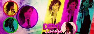 Basic Cover Demi Lovato by Livadevonne1992
