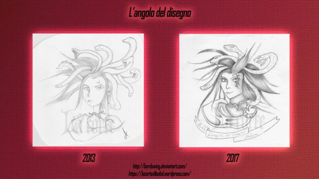 L'angolo del disegno - redraw by Bardswing