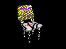 Very Ugly Chair by irk