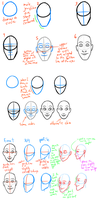 Head Tutorials by Py-Bun