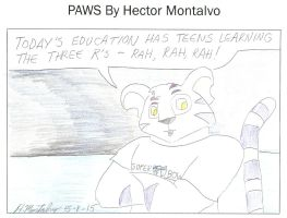 Today's Education by HectorNY