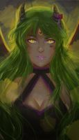 Desiree -  my OC by Solceress