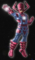 GALACTUS Prestige Series by Thuddleston