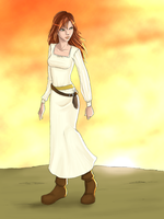 Kahlan Amnell by TheCatlady