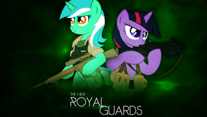 The new Royal Guards - Wallpaper [1920x1080] by Nakan0i