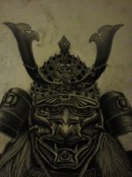 Samurai (finished) by IcenHeart