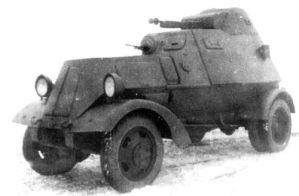 Light armored car LB-NATI by MADMAX6391