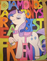 MLP fim Poster 1 by pittysoares