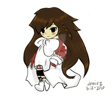Pandora_Hearts:Chibi_Alice by abyss-keeper