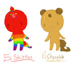 SugarBug Adoptables: Batch #3 (OPEN) by bitter-sweet-bliss