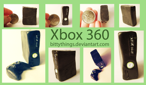 Xbox 360 - Gift by Bittythings