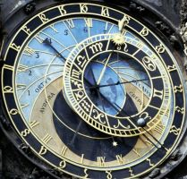 Astronomical Clock by no-ozone
