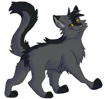 Graystripe WCFC colab by PenguinEatsCarrots