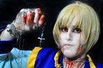 Kurapika - hunter x hunter by PriSuicun