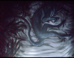 Only nightmare, only nightmare by Safiru