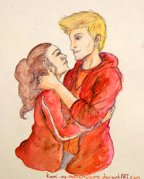 Cato and Clove_req by Amberrant