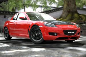 RX8 Front shot by yago174