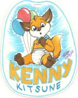 Kenny TFF 2011 - PadderCat by KennyKitsune