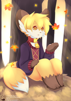 Autumn Leaves by Ende26