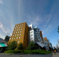 Stata Center 1 by manuamador