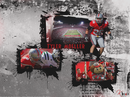 Tyler Moeller Wallpaper by KevinsGraphics